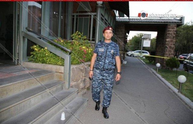 Задержанный по делу о стрельбе в Шенгавите – гендиректор ресторана «Дон Кихот»