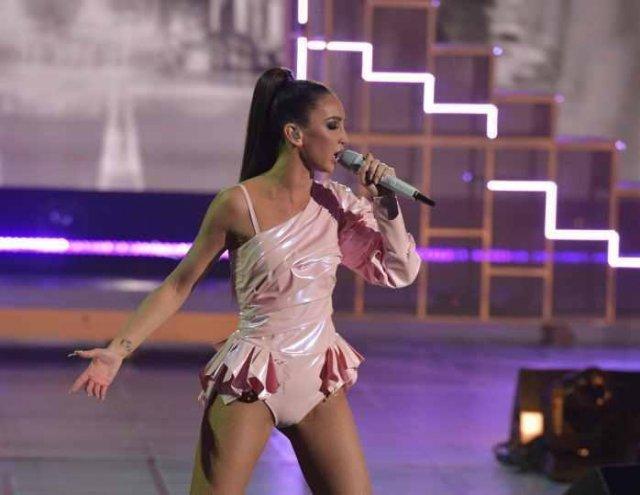 Ольга Бузова спела на армянском языке песню «Армения моя»