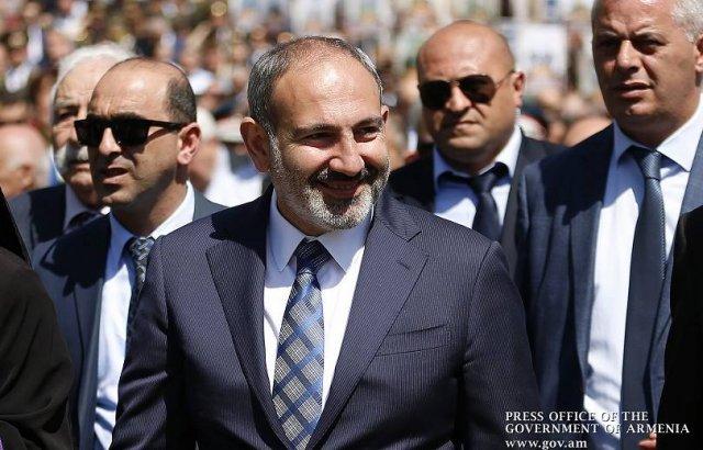 Залог побед армянского народа - наше единство, наша единая и непоколебимая воля. Пашинян