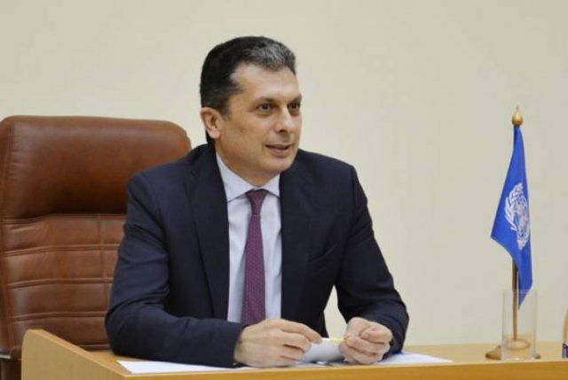 Мовсес Абелян назначен координатором ООН по вопросам многоязычия