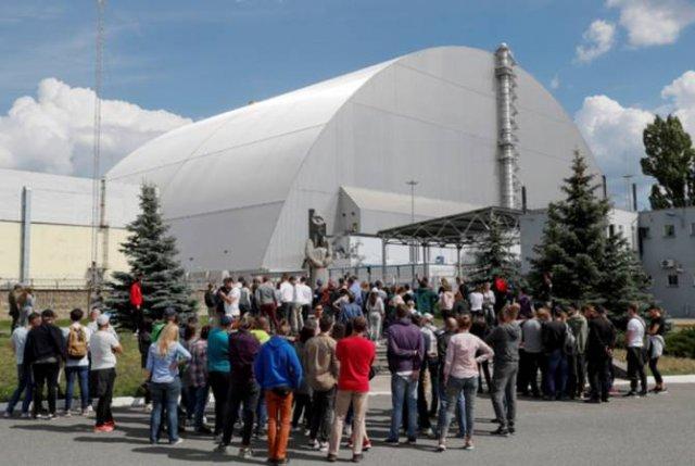 Чернобыльская зона побила рекорды посещаемости