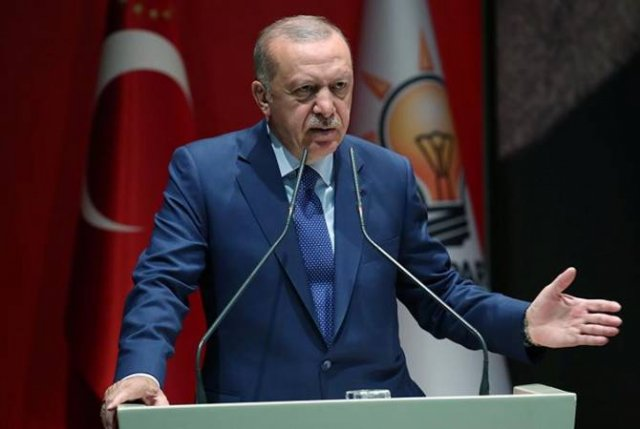 Эрдоган представил шаги по созданию безопасной зоны на севере Сирии