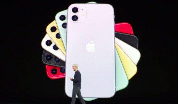 Apple показала новые iPhone