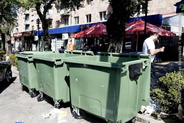Мэр Еревана уверяет, что в ближайший месяц вопрос вывоза мусора в Ереване резко улучшится