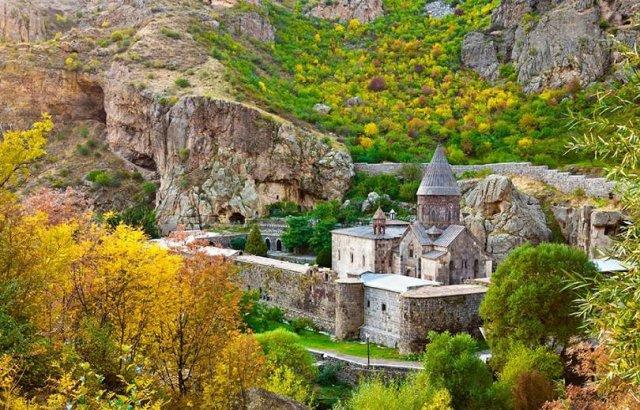 13 сентября монастырский комплекс Гегард будет закрыт для посетителей
