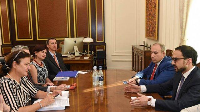 Катарина Матернова: ЕС будет и впредь оказывать широкую поддержку Армении – в реализации амбициозной повестки реформ