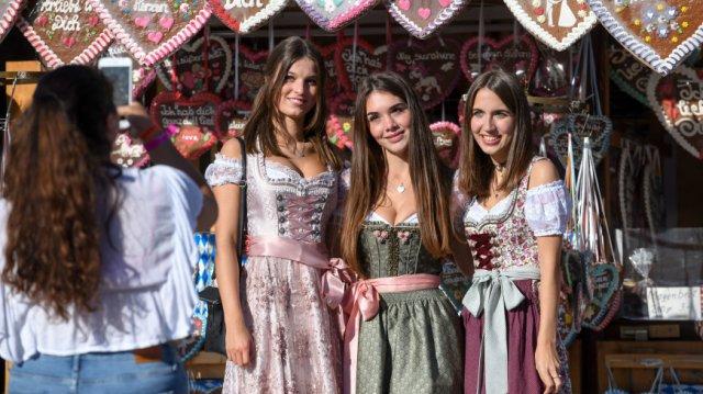 Крупнейший в мире фестиваль пива – Октоберфест – открылся в Мюнхене
