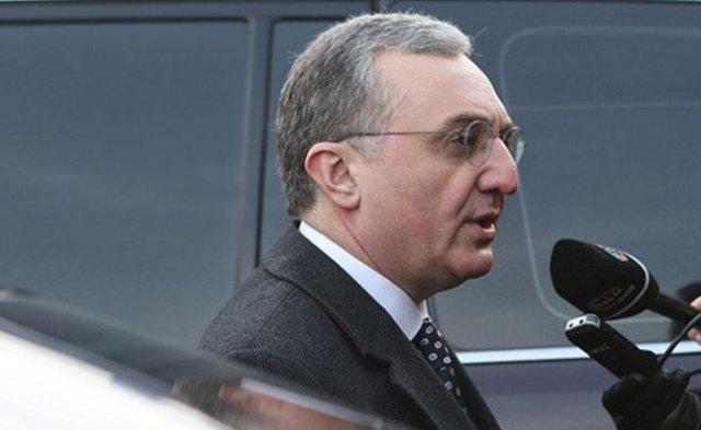 «Мое мнение не отличается от мнения Тонояна»: глава МИД Армении о вопросе обмена с Азербайджаном