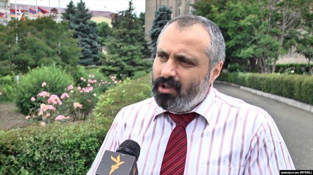 Давид Бабаян: Считаю, флаг Арцаха должен быть нашим общим