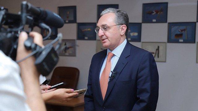 Зограб Мнацаканян: Мы удовлетворены последовательностью диалога с США, его уровнем