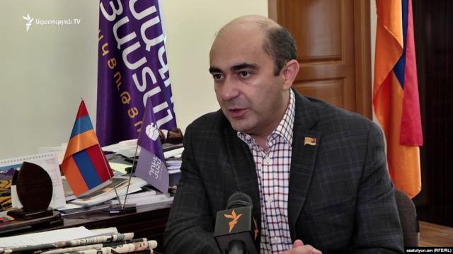 Произошедшее с Айком Арутюняном должно стать уроком для властей - Марукян