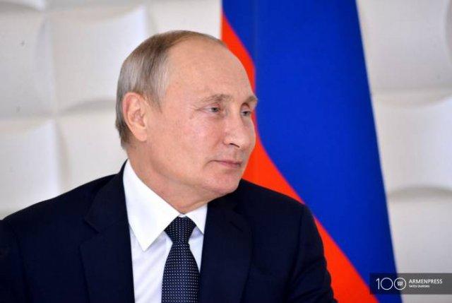 Армяно-российские стратегические отношения скреплены многовековой историей взаимоотношений: Путин