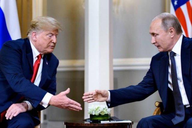 Путин рассказал об отношениях с Трампом