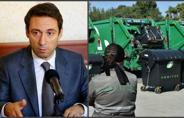 Мэр Еревана полностью расторг договор с «Санитек»