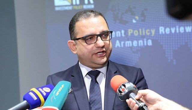 Министр экономики: Ожидается, что в 2019 году экономический рост в Армении может превысить уровень в 7%