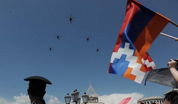 """""""Арцах – историческая Армения, и точка"""": Араик Арутюнян ответил Ильхаму Алиеву"""