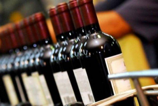 Экспорт вина из Грузии в Россию за девять месяцев вырос на 11%