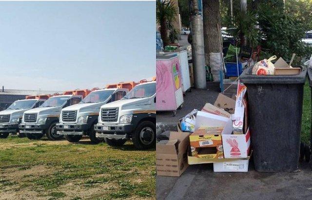 В ереванском учреждении по саночистке и вывозу мусора будут работать 853 человека