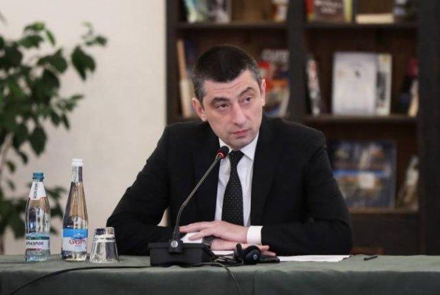 Премьер Грузии заявил, что пока не планирует посещать Россию
