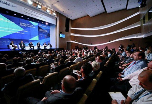 Демонстрация неуважения Баку к авторитету Валдайского форума