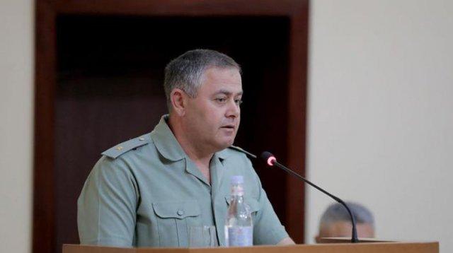 Начальник Генштаба ВС Армении: В армии сократилось число случаев смерти военнослужащих