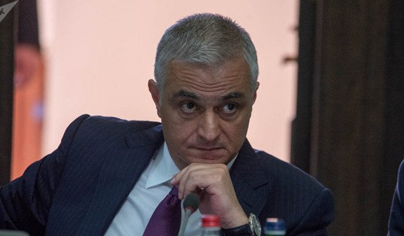 Вопроса о расторжении договора с ЮКЖД нет на повестке дня – вице-премьер Армении