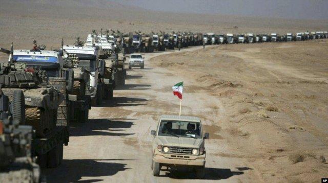 Иранская армия без предупреждения начала военные учения у границы с Турцией