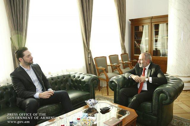 Алексис Оганян: Армения обладает огромным потенциалом человеческого таланта