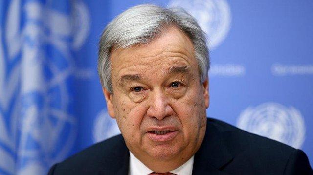 Генсек ООН обеспокоен действиями Турции и призывает уважать международное право