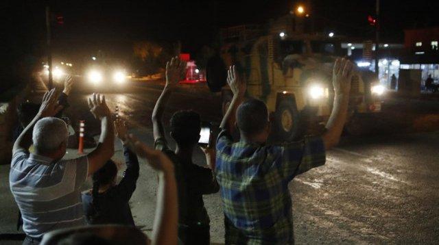 Как мир отреагировал на действия Анкары