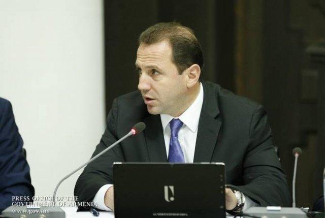 Давид Тоноян представил подробности решения Фонда страхования военнослужащих