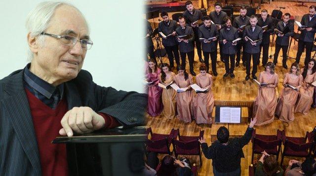 Произведение «Следуй за солнцем – приезжай в Ереван» Тиграна Мансуряна прозвучит в исполнении оркестра и хора