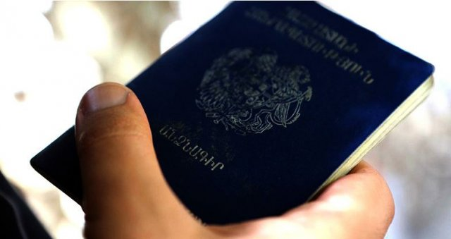 Граждане Сирии, Ливана и Ирака смогут получить армянский паспорт в своих странах до 31 декабря 2019 года
