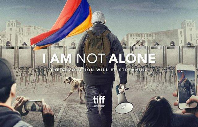 В США состоится премьера фильма «Я не один»