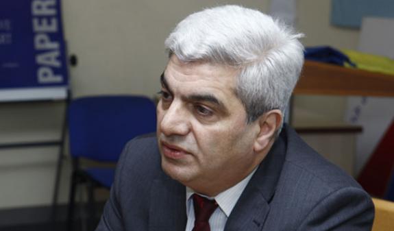 Президенты Армении занимались продажей суверенитета страны