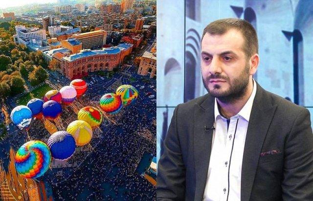 «Эребуни-Ереван»: праздничные мероприятия и салют - во всех 12 районах Еревана