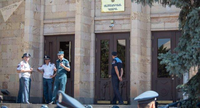 В Армении утверждена стратегия судебных реформ
