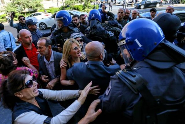 Азербайджан непоколебим в вопросе нарушения прав человека