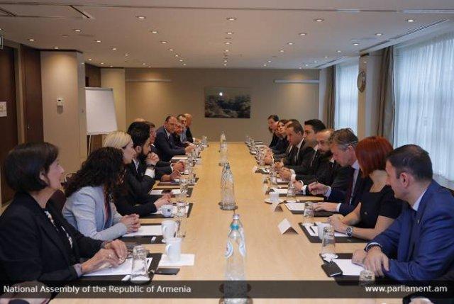 В Гааге состоялось первое заседание армяно-нидерландского дружеского круга