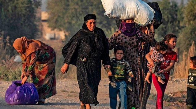 Константинопольский патриархат Армянской Апостольской Церкви: Народ Сирии достоин мира