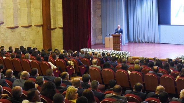 Бако Саакян: Мы заинтересованы, чтобы сельское хозяйство Арцаха было гибким и конкурентоспособным