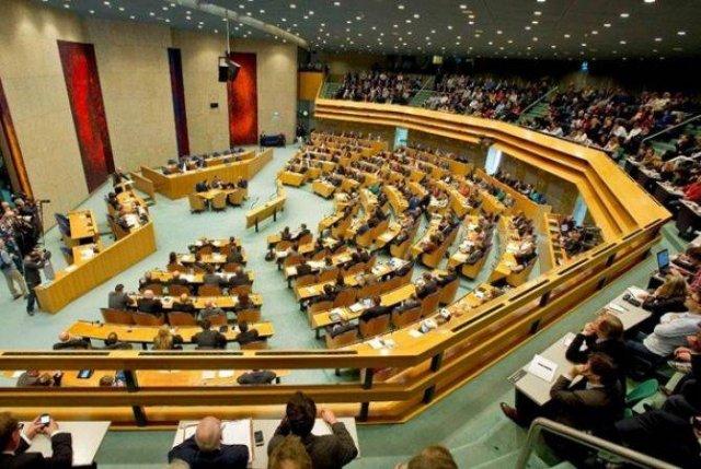 В Нидерландах начался процесс прекращения поставок оружия Турции
