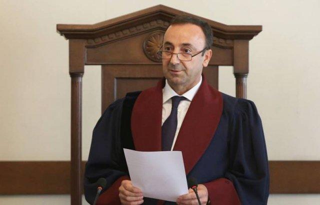 КС сегодня решит вопрос принятия к производству заявления НС по вопросу Грайра Товмасяна