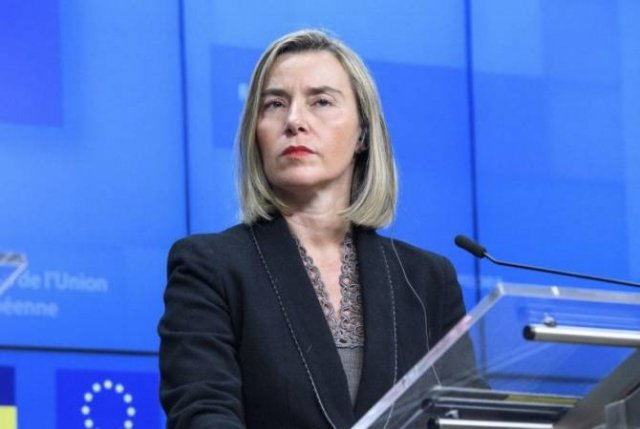 Могерини заявила, что военная операция Турции в Сирии несет прямую угрозу безопасности ЕС