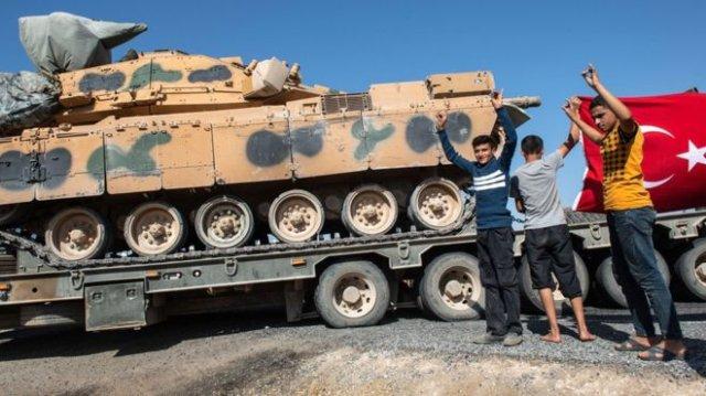 США ввели санкции против Турции из-за вторжения в Сирию