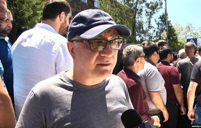 Владелец «5-го Канала» Армен Тавадян не явился в суд: слушание отложено