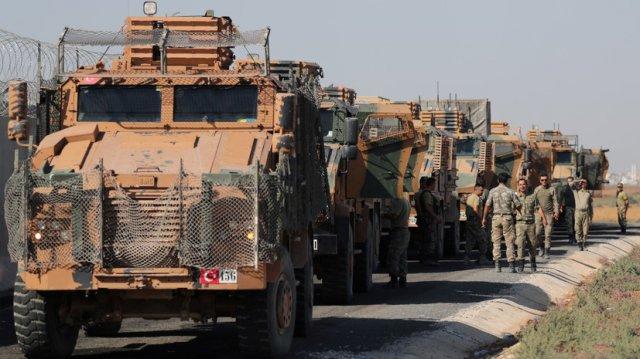 """Для региона турецкий """"Источник мира"""" означает """"источник войны"""""""