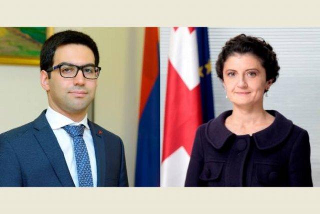 Армения и Грузия углубят партнерство в правовой сфере