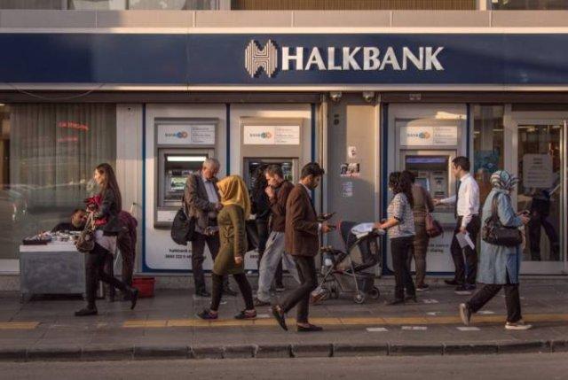 Минюст США обвинил турецкий банк в нарушении санкций против Ирана