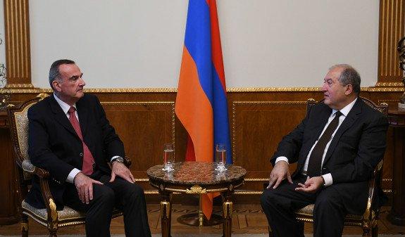 Представители компании Airbus ознакомятся в Армении с возможностями сотрудничества